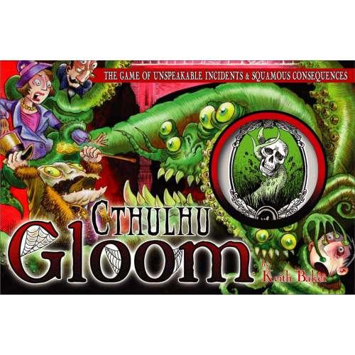 Cthulhu Gloom - настолна игра