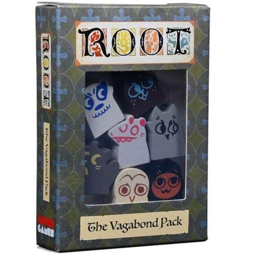 Root: The Vagabond Pack - разширение за настолна игра
