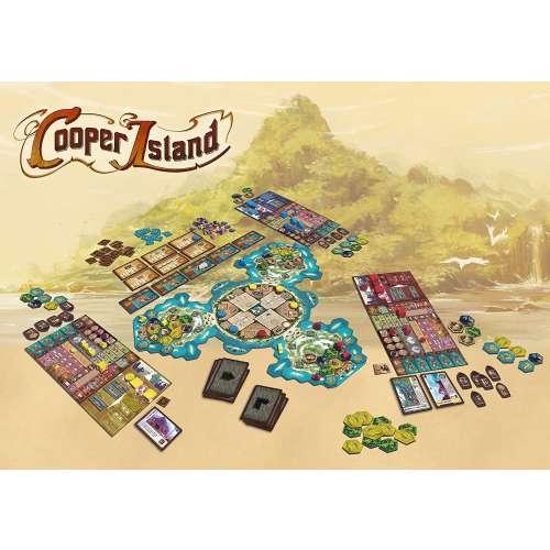 Cooper Island - настолна игра