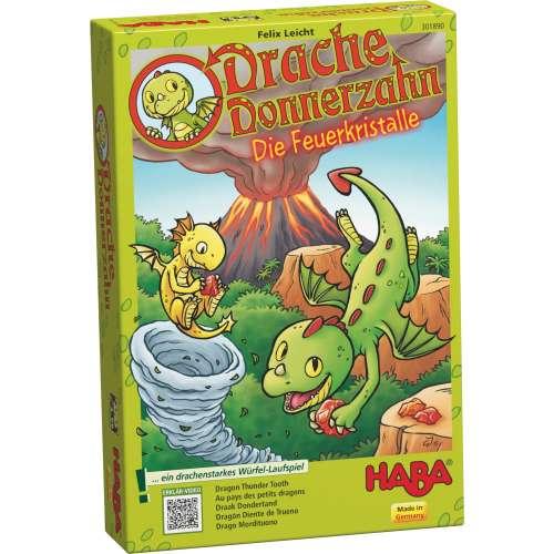Състезанието на драконите (Dragon Rapid Fire) - настолна игра