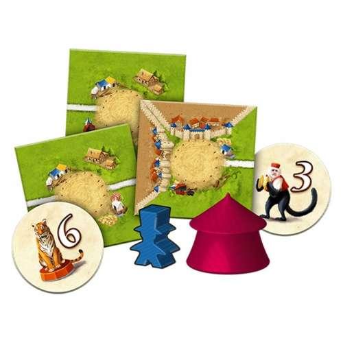 Каркасон: Под купола - разширение за настолна игра