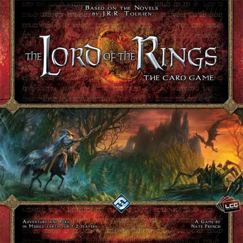 The Lord of the Rings: The Card Game - настолна игра