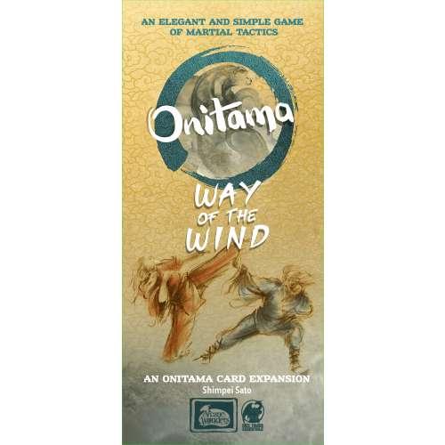 Onitama: Way of the Wind - разширение за настолна игра