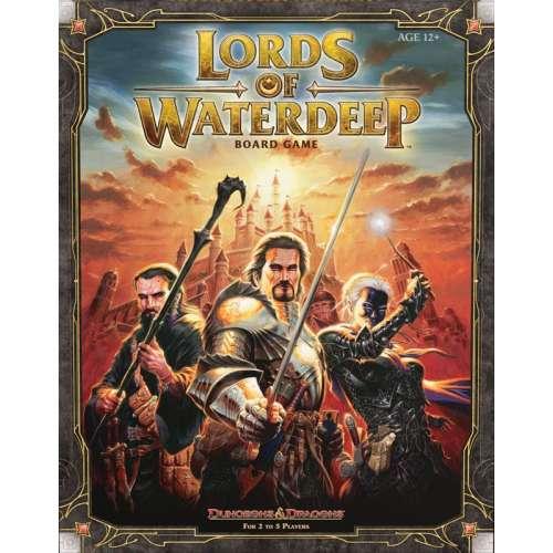 Lords of Waterdeep - настолна игра