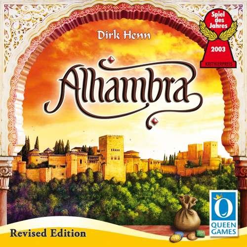 Alhambra - настолна игра