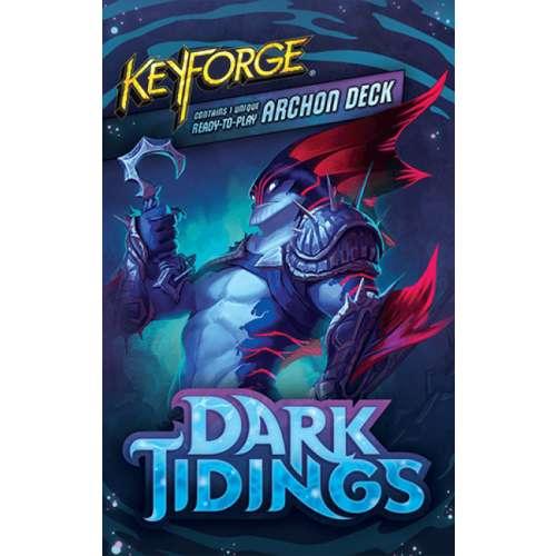 KeyForge: Dark Tidings – Archon Deck - настолна игра
