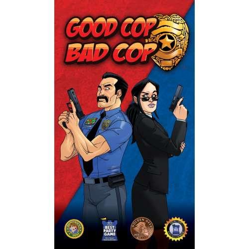 Good Cop Bad Cop (Third Edition) - настолна игра
