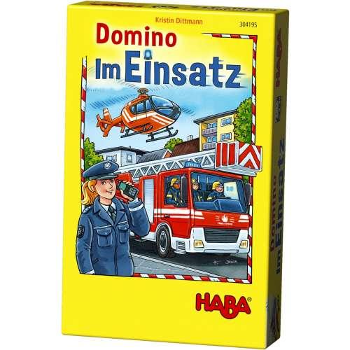 Домино: Пожарникари в действие - настолна игра