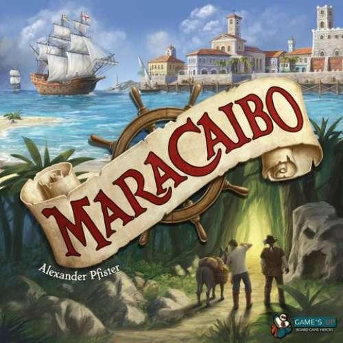 Maracaibo - настолна игра