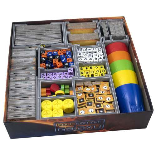 Roll for the Galaxy - Folded Space Organiser