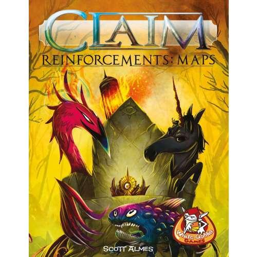 Claim: Reinforcements – Maps - разширение за настолна игра