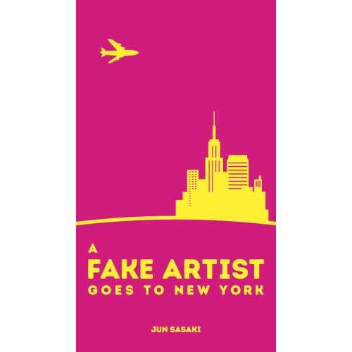 A Fake Artist Goes to New York - настолна игра