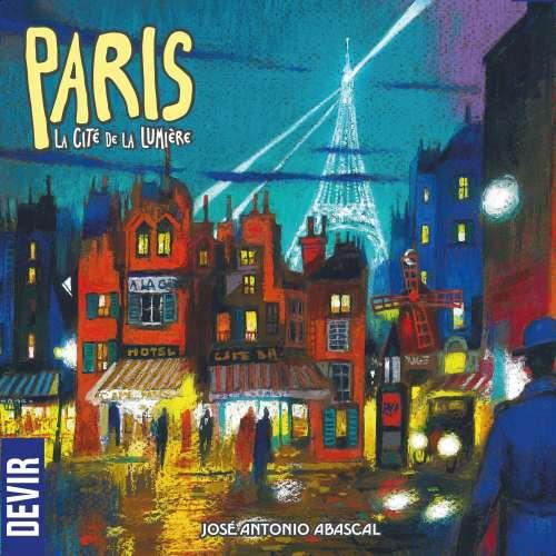 Paris: City of Light - настолна игра