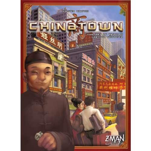 Chinatown - настолна игра