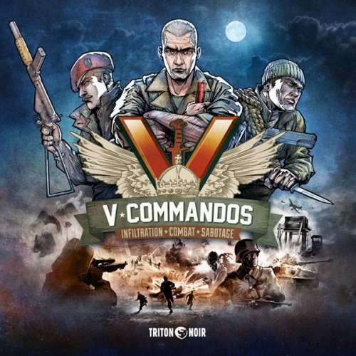V-Commandos - настолна игра