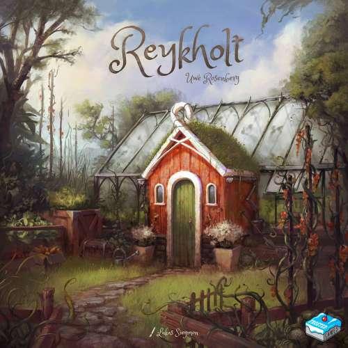Reykholt - настолна игра
