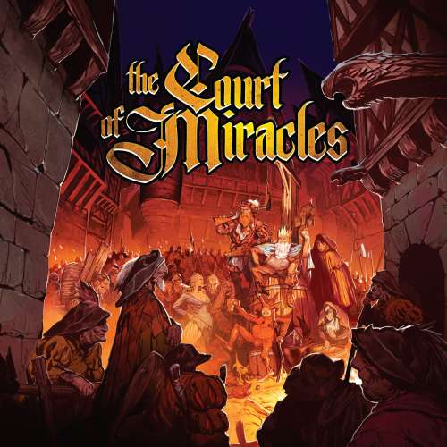 The Court of Miracles (Second Edition) - настолна игра
