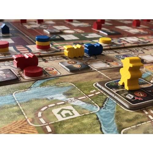 Great Western Trail - настолна игра