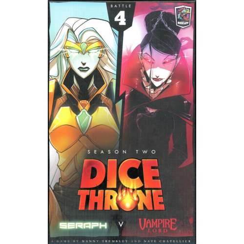 Dice Throne: Season Two – Vampire Lord v. Seraph - настолна игра