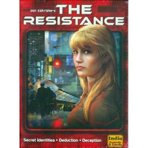 The Resistance - настолна игра