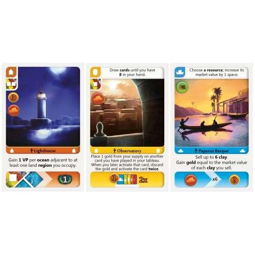 Deus: Egypt - разширение за настолна игра