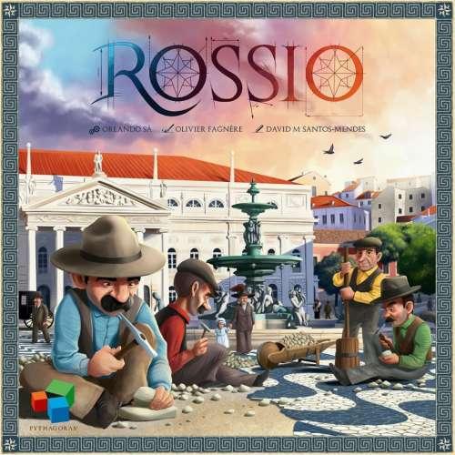 Rossio - настолна игра