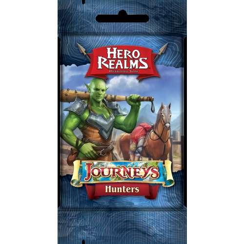 Hero Realms: Journeys – Hunters - разширение за настолна игра