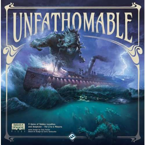 Unfathomable - настолна игра