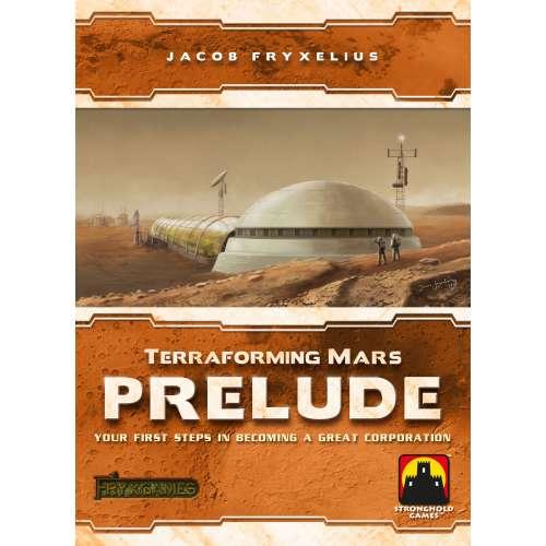 Terraforming Mars: Prelude - разширение за настолна игра