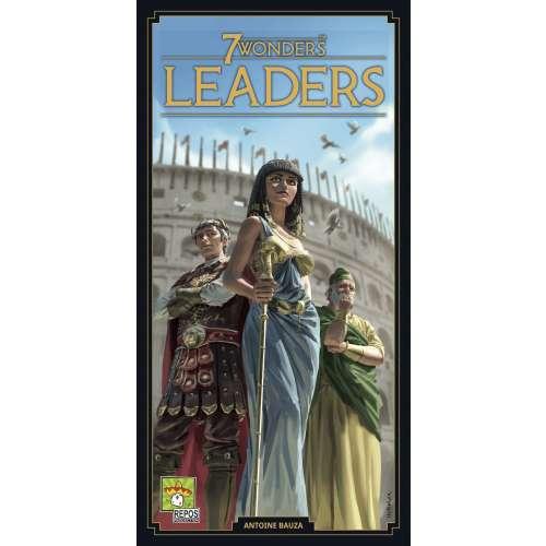 7 Wonders (Second Edition): Leaders - разширение за настолна игра