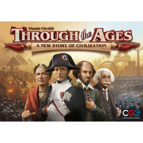 Through the Ages: A New Story of Civilization - настолна игра