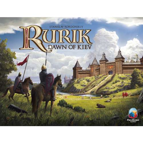 Rurik: Dawn of Kiev - настолна игра