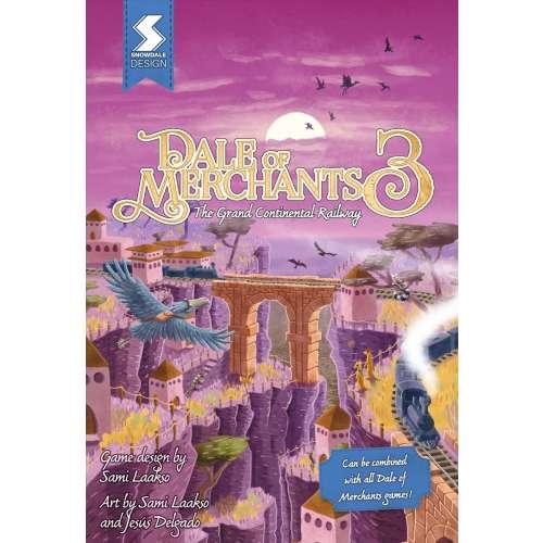 Dale of Merchants 3 - настолна игра