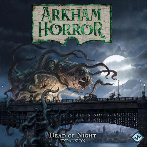 Arkham Horror (Third Edition): Dead of Night - разширение за настолна игра