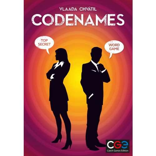 Codenames - настолна игра