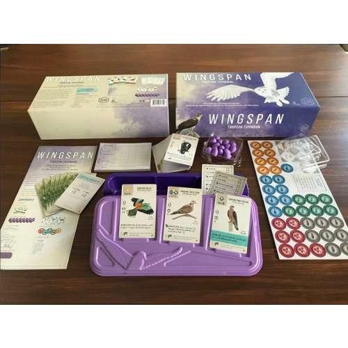 Wingspan: European Expansion - разширение за настолна игра