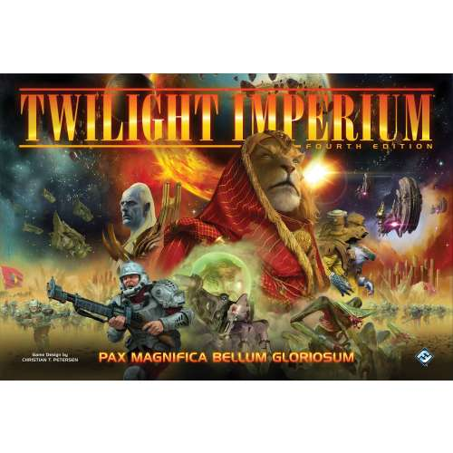 Twilight Imperium (Fourth Edition) - настолна игра