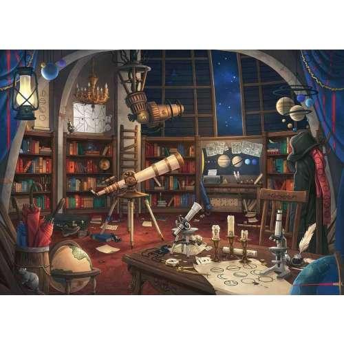 Exit Puzzle: The Observatory - пъзел със загадки