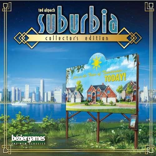 Suburbia: Collector's Edition - настолна игра