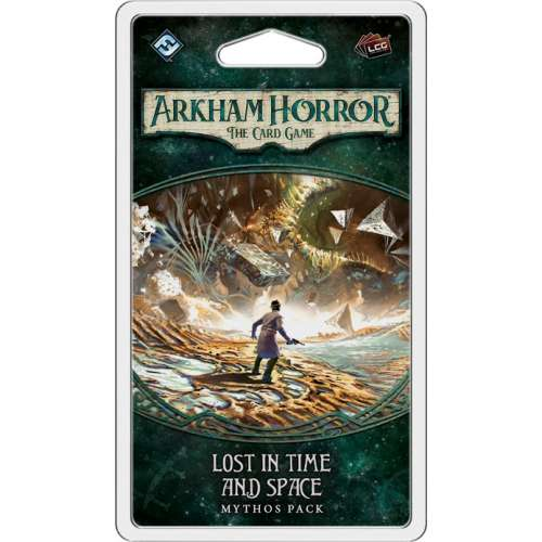 Arkham Horror: The Card Game – Lost in Time and Space: Mythos Pack - разширение за настолна игра