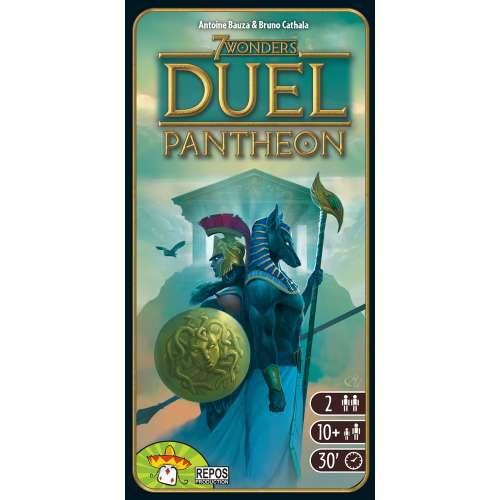 7 Wonders Duel: Pantheon - разширение за настолна игра