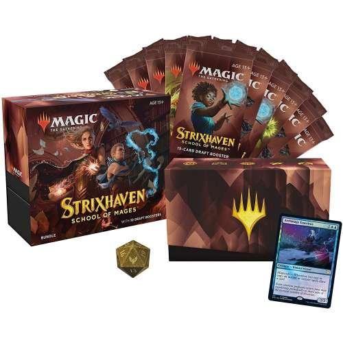 Magic: The Gathering - Strixhaven Bundle
