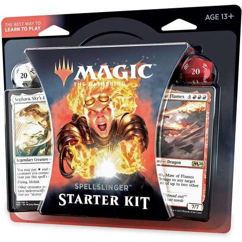Magic: The Gathering - Spellslinger Starter Kit (Core Set 2020)