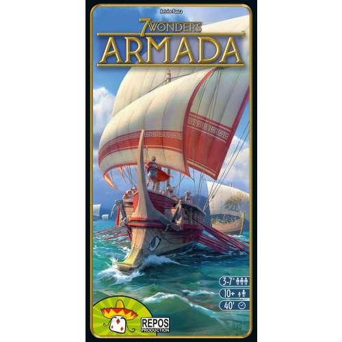 7 Wonders: Armada - разширение за настолна игра