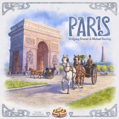 Paris - настолна игра