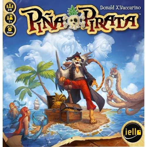 Piña Pirata - настолна игра