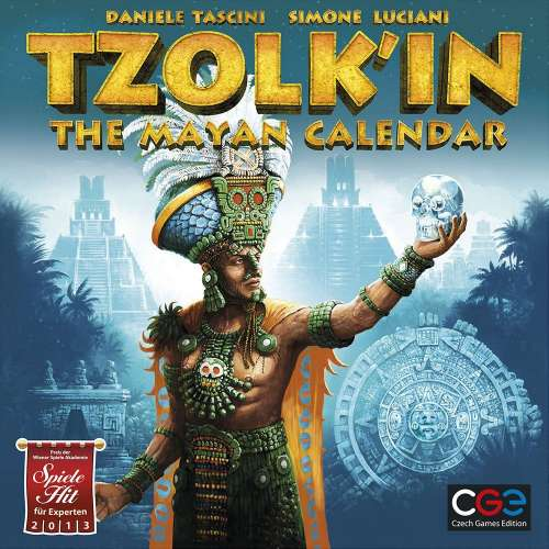 Tzolk'in: The Mayan Calendar - настолна игра