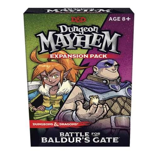 Dungeon Mayhem: Battle for Baldur's Gate - разширение за настолна игра
