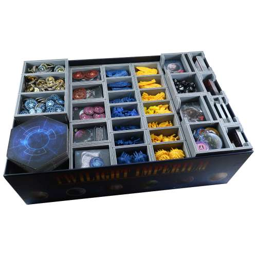 Twilight Imperium: Prophecy of Kings - Folded Space Organiser