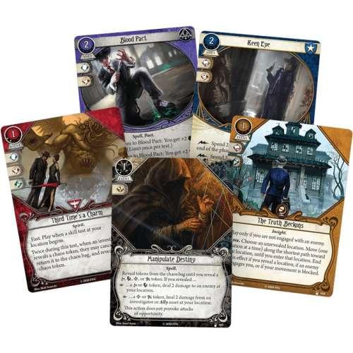 Arkham Horror: The Card Game – Devil Reef: Mythos Pack - разширение за настолна игра